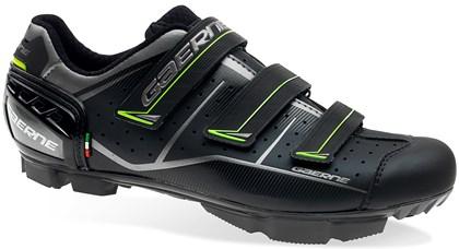 Gaerne Laser MTB sko Black | cykelsko