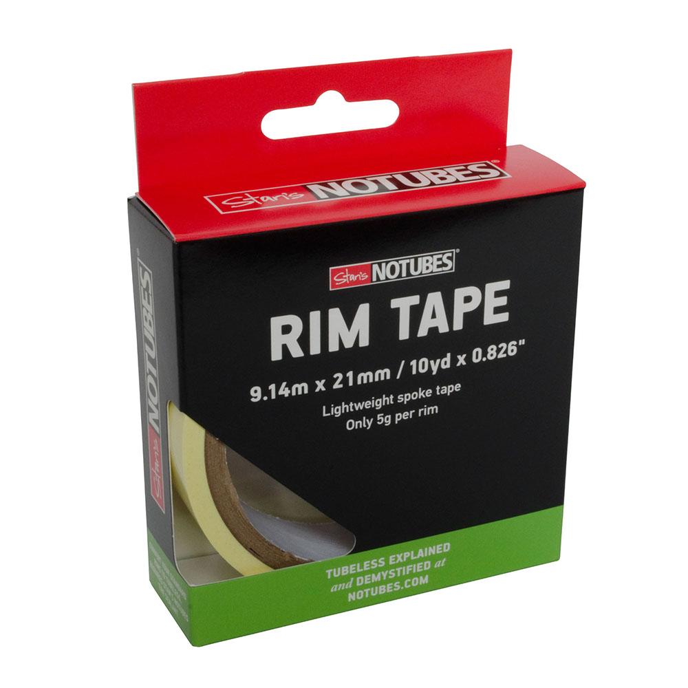 Stans tubeless tape | fælgbånd og tape