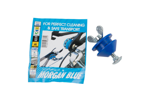 Morgan Blue cleaning safe transport