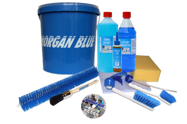 Morgan Blue: Maintenance kit