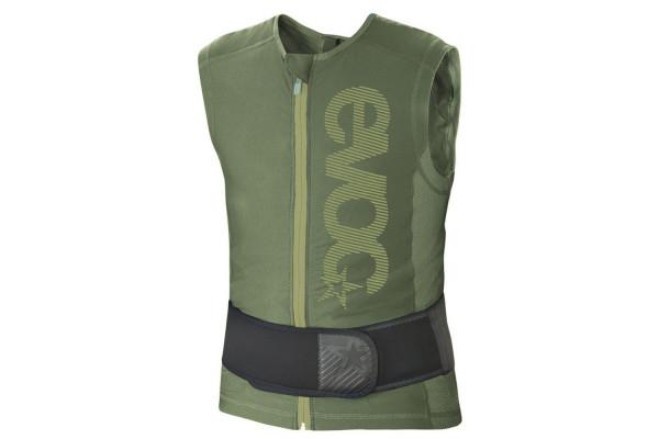 EVOC Protector Vest Lite, rygskjold med justerbar ryg, voksen mænd