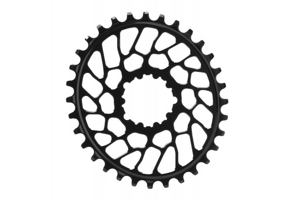 Absolut Black, SRAM Oval boost 34t