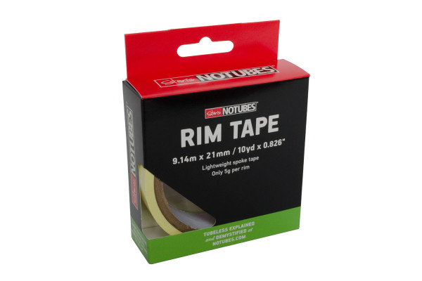 Stans tubeless tape