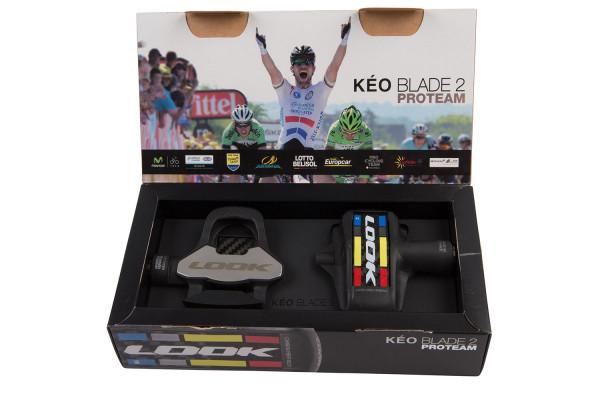 Look, Keo blade 2, pro team TI