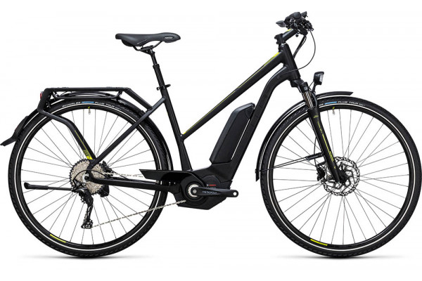 Cube Touring Hybrid Exc 400 2017