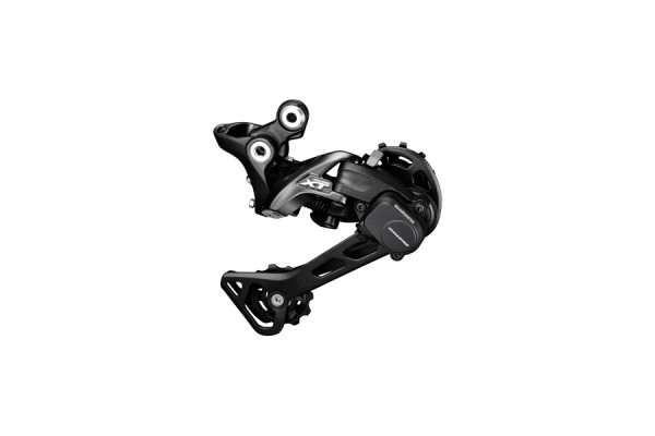 Shimano Bagskifter XT M8000 Shadow+ 11-sp Sort Lang Arm