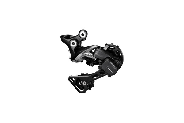 Shimano Bagskifter XT M8000 Shadow+ 11-sp Sort Medium Arm