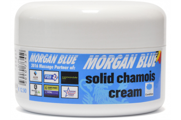 Morgan Blue - Solid Chamois Cream