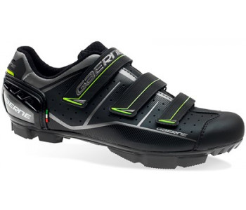 Gaerne Laser MTB sko Black