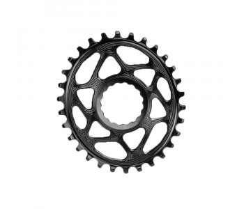 Absolut Black, SRAM Oval boost 32t