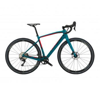 Wilier JENA gravel, Shimano 105 R7020, Shimano RS-171, Blue red, matt, 2021, E1165D7