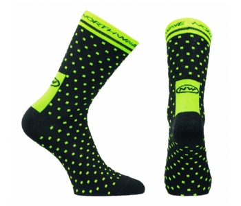 North Wave - Switch Line - Black/Yellow Fluo