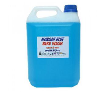 Morgan Blue bike wash