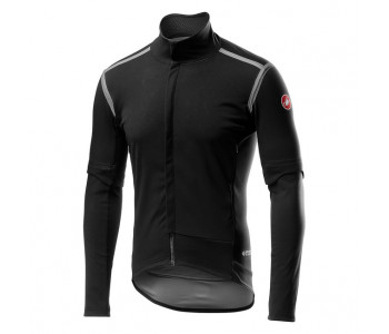 CASTELLI PERFETTO ROS CONVERTIBLE JAKKE light black