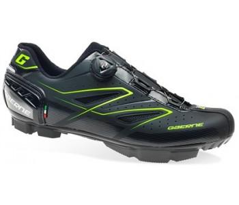 Gaerne MTB sko Hurricane Black + Shimano xt pd m8100 pedaler