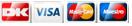 Aalborg Bikezone modtager disse betalingskort