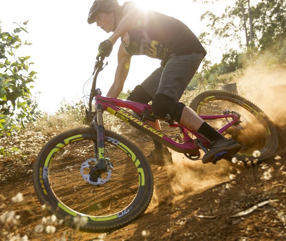 Santa Cruz mountainbike